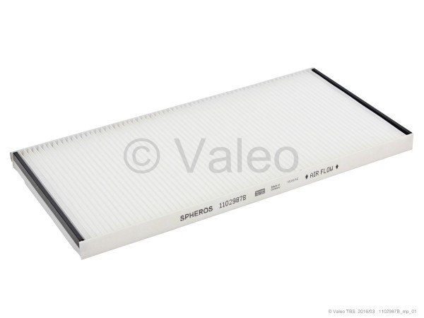 Luftfilter NC 400x20x200 Dachbox NC