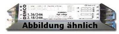 Demco Vorschaltgerät 1.58/24