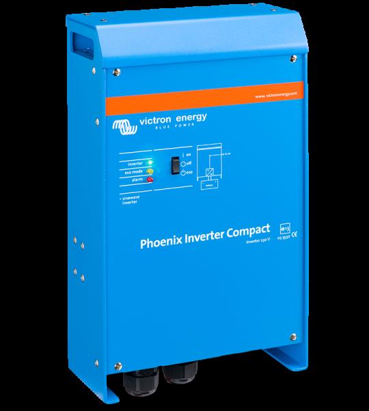 Phoenix Wechselrichter 1200VA 12V 230V