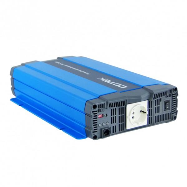 Sinus Wechselrichter 12V/230V 2000W