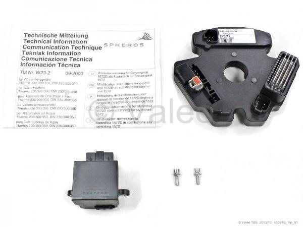Steuergerät programmiert SG 1572D Thermo / Kit
