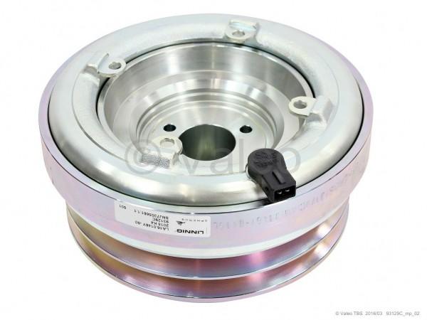 Magnetkupplung LA16.0146Y