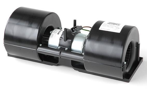 Doppelradialgebläse 24VDC Bürsten (DRB100)