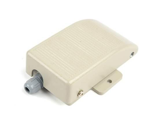 Fußschalter für Mikrofon ohne Schalter