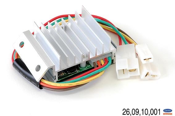 Drehzahlregler 24VDC 5.5A