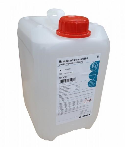 Handdesinfektionsmittel - 5 Liter Kanister