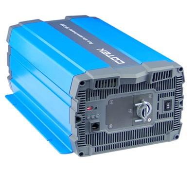 Sinus Wechselrichter 24V/230V 3000W