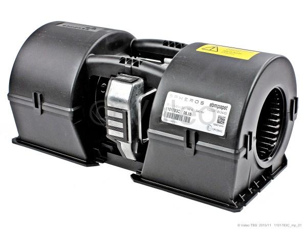 EBM EC-Doppelradialgeb. K3G-097-BK 34-53