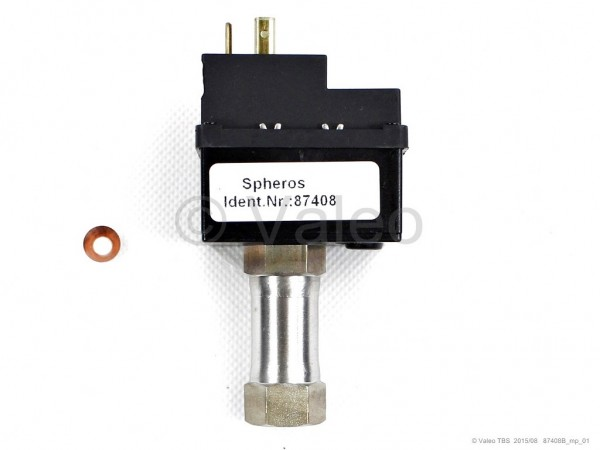Hochdruckwächter 22 bar 24V
